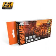 GERMAN DUNKELGELB SET (WARGAME SERIES) - AK1152